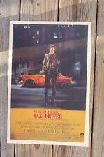 Taxi Driver Lobby Card Poster Robert Deniro Jodie Foster Martin Scorsese