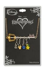 Disney Kingdom Hearts Key Blade Charm Necklace New With Tags!