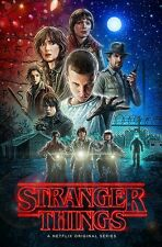 STRANGER THINGS POSTER New Rolled Poster 24x36