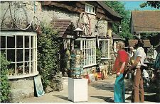 The Old Smithy & Postcard Rack, GODSHILL, Isle Of Wight