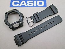 Genuine Casio G-Shock G7900 green resin watch band bezel set fits GW7900 GW7900B