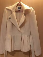 Armani Exchange Coat - Size Small -  White - Perfect Christmas Present
