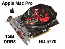 Apple Mac Pro ATI RADEON HD 5770 XFX 1GB GDDR5 Graphics Card Upgrade.