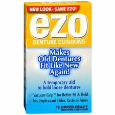 Ezo Denture Cushions Upper Heavy 12 Each