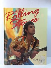 "The Rolling Stones By David Carter 1994 Hardcover Coffee Table Book 9"" x 12"""