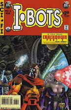ISAAC ASIMOV'S I BOTS VOL.2 # 6 (BIG ENTERTAINMENT, NOV 1996), VF/NM