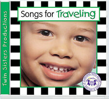 Songs for Traveling Music CD Twin Sisters Productions MUSIC CD