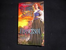 BERTRICE SMALL – Francesca, The Silk Merchant's Daughters #2