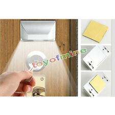 Auto PIR Sensor Infrared IR Wireless Motion Detector Door Keyhole LED Light Lamp