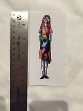 The Nightmare Before Christmas Sally Decal Sticker