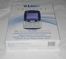 LINGO VOYAGER 4 LANGUAGE TALKING TRANSLATOR TTV - 4+
