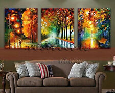 no Framed! Large Modern hand-painted Art Oil Painting Wall Decor canvas