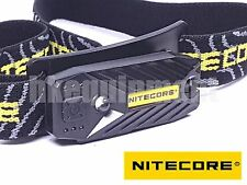 Nitecore T360 Cree LED USB Rechargeable Clip Light Flashlight Headlight