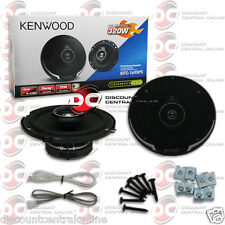 "BRAND NEW KENWOOD 6.5-INCH 3-WAY CAR AUDIO COAXIAL SPEAKERS PAIR 6-1/2"" 640W MAX"