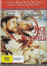 JOCK OF THE BUSHVELD (Jonathan Rands)   -  DVD - UK Compatible sealed