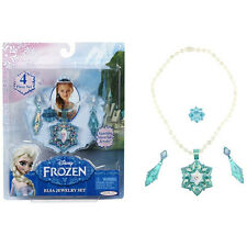 Jakks Pacific Toys - Disney's Frozen - ELSA'S JEWELRY SET (4 Pieces) - New