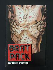 Box 54b, Comic King Hell, Brat Pack, By Rick Veitch