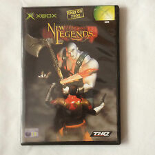 New Legends Xbox Video Game