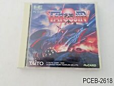 Tatsujin PC Engine TurboGrafx-16 Japanese Import Japan PCE Truxton US Seller B