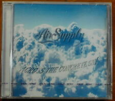 Air Supply Across The Concrete Sky Thai Promo CD Seal OOP
