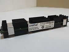 Crucial CT51272AP667 4GB server/mac memory DDR2 (PC2-5300) fully buffered ecc