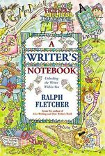 Acc, A Writer's Notebook: Unlocking the Writer Within You, Fletcher, Ralph, 0380