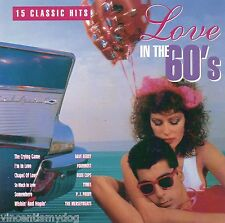 Love In The 60's - 15 classic Sixties love songs (CD)