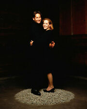David Duchovny & Gillian Anderson (30450) 8x10 Photo