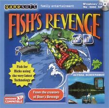 Fish's Revenge - (fishing Parodie) - Win 98/Me/2000/XP