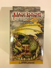 Mage Knight Dungeons Starter Set WZK101 Factory Sealed