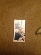 Cigarette Card Carreras Film Stars Rp Card Wendy Barrie No 5 2nd Series
