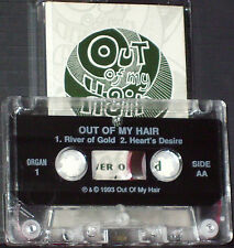 Out of my hair Appleberry Crescent PROMO CASSETTE SINGLE 4 track HEART'S DESIRE