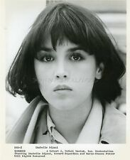 ISABELLE ADJANI  BAROCCO 1975 VINTAGE PHOTO ORIGINAL #1