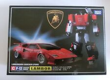 New TAKASA TONY Transformers Masterpiece C MP-12 Sideswipe in Stock Not original