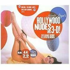 HAROLD LLOYD'S HOLLYWOOD NUDES IN 3-D Illustrated 3-D GLASSES BRAND NEW SEALED