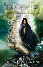 Sea Dragon Heir by Storm Constantine (2013, Paperback)