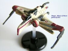 Starship Battles ~ ARC-170 STARFIGHTER #17 rare Star Wars miniature