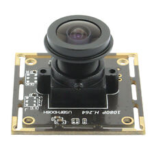 Low Light Mini OTG UVC Camera Module 1080P Wide Angle 1.55mm Lens Sony IMX322