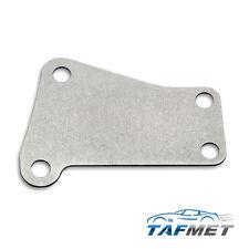 34B. EGR valve blanking plate for VAUXHALL OPEL 1.6 ASTRA VECTRA Z16XEP Z16XE1