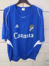 VINTAGE Maillot XEREZ Mobel camiseta shirt football jersey Canasta bleu XL Jerez