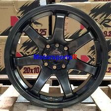 XXR 551 Wheels 16 x 8 +21 Chromium Black Concave Rims Stance 4x100 Honda Civic