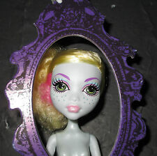 Monster HIgh Lagoona Wheel Love nude loose Gil Sea Monster