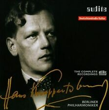 Edition Hans Knappertsbusch & Berliner Philharmoniker: The Complete RIAS Recordi