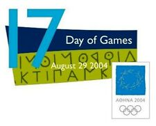 17th DAY OF GAMES ATHENS 2004 VENUE OLYMPIC PIN