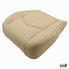 "1999 To 2003 Lexus RX300 Diver Side Bottom ""Synthetic Leather"" Seat cover Tan"