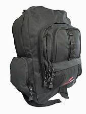 Boys Girls Kids School Gym Hand Luggage size Black Backpacks Rucksacks Bags R306
