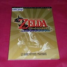 GUIDE OFFICIEL THE LEGEND OF ZELDA THE WINDWAKER  PIGGYBACK FRANCAIS TBE