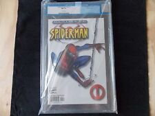 ULTIMATE SPIDER-MAN  #1 WHITE EDITION - CGC 9.4
