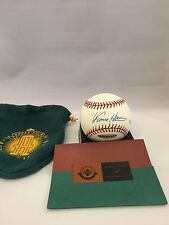 Upper Deck Authenticated Franco Harris Signed Autographed Baseball 2/32 UDA COA