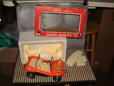 BANDAI VINTAGE TIN DUNE BUGGY FULLY OPERATIONAL WITH BOX & ILLUMINATED ENGINE!